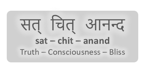 SatChitAnanda – in search of truth, consciousness and bliss